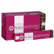 Golden Nag - Meditation 15g pack