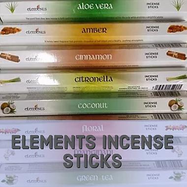 Elements Incense Sticks