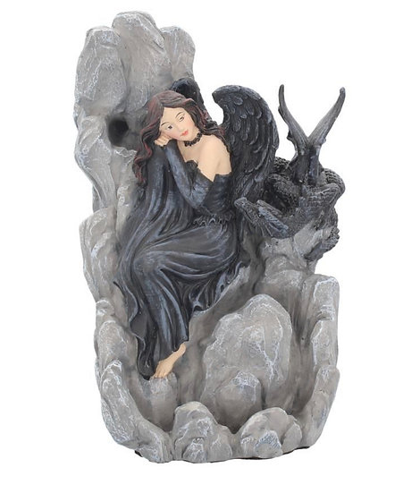Fairy Flow Incense Tower 19cm
