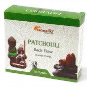 Patchuli Backflow Incense Cones