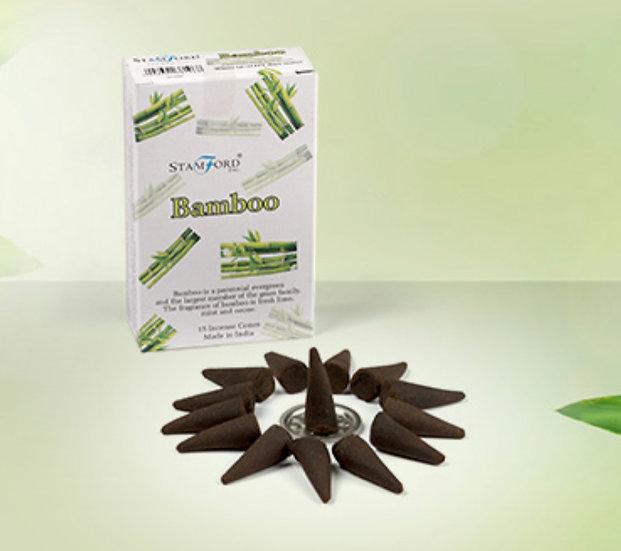 Bamboo - Stamford Incense Cones