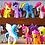 Thumbnail: My Little Pony Bath Bomb 180g