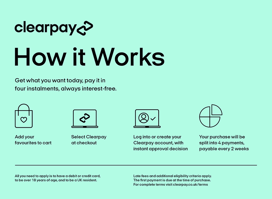 Clearpay info