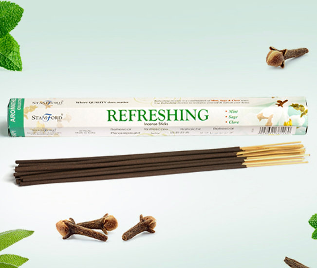 Refreshing Hex Incense