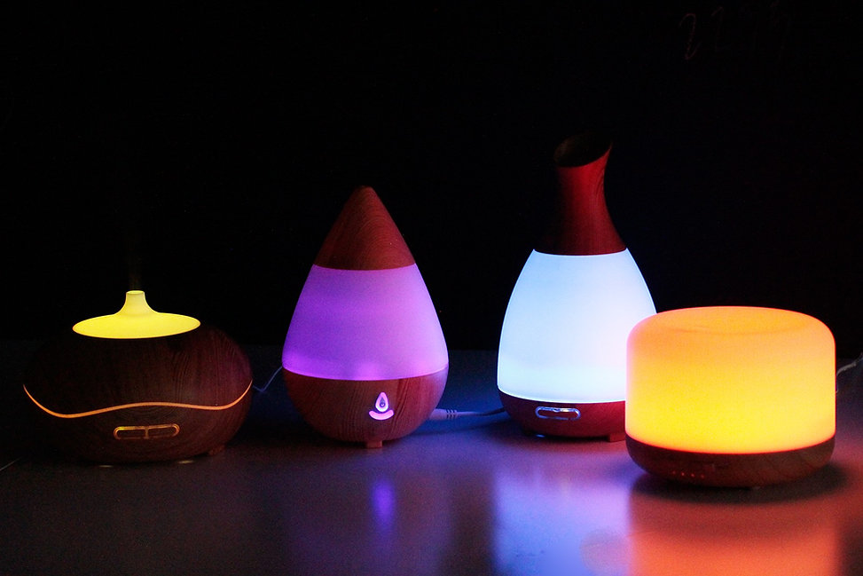 Aroma Difusers Air purifiers
