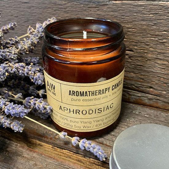 Aphrodisiac - Aromatherapy Candle