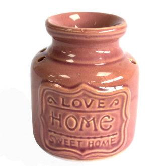 Lrg Home Oil Burner - Lavender - Love Home Sweet Home