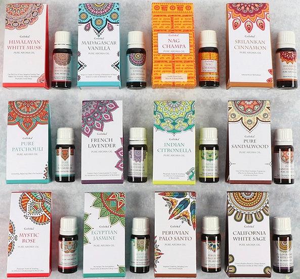 Goloka Fragrance oils