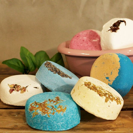 Hand made Bath bomb bath cakes in various scents