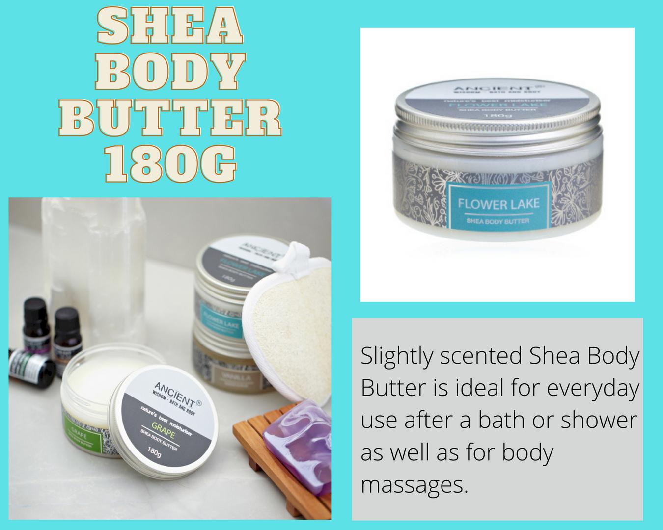Shea body butters