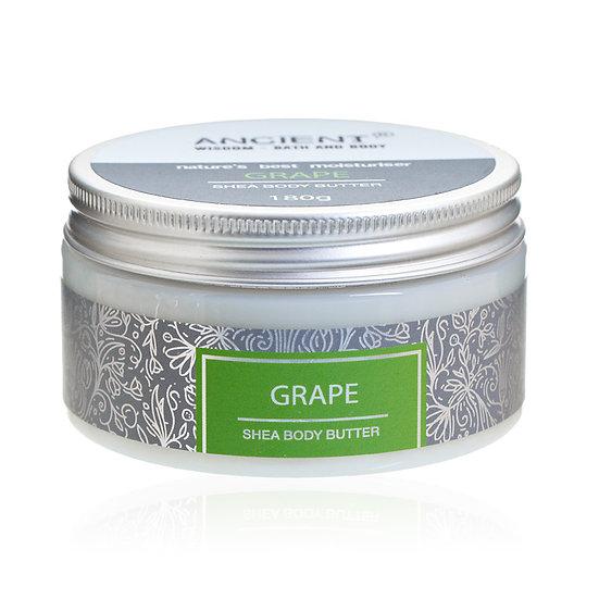 Grape - Shea Body Butter 180g