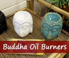 Buddha Oil Burners