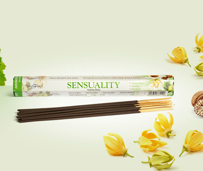 Sensuality Hex Incense