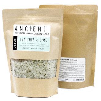 Detox - Himalayan Bath Salt Blend 500g