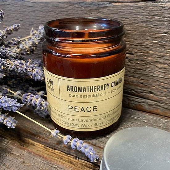 Peace - Aromatherapy Candle