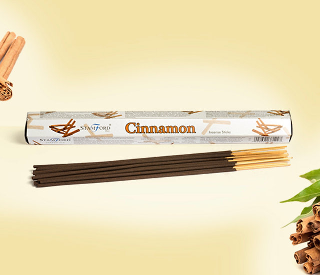 Cinnamon Hex Incense