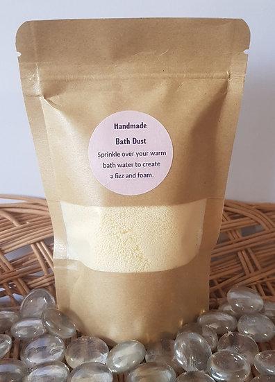 Lemon Sherbert Bath Dust Bag