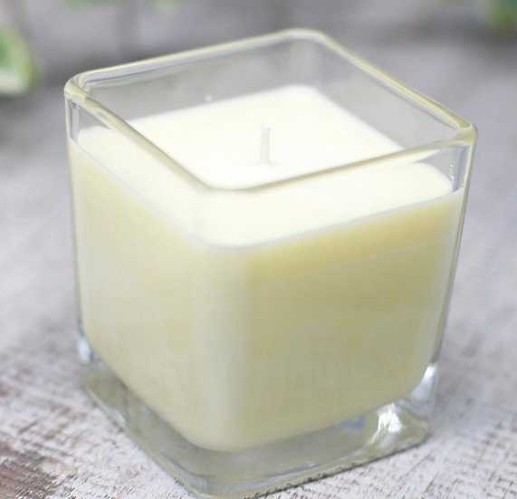 White Label Soy Wax Jar Candle - Home Bakery