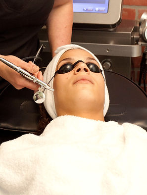 We offer many medi-spa services
