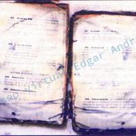 Libro de aritmética (sin tapas, hojas sueltas)