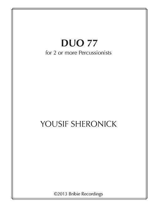 Duo 77 - Digital Download