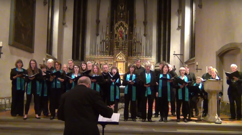 In the Stillness - Performed by St Peters Singers