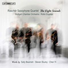 Raschèr Saxophone Quartet: The Eight Sounds