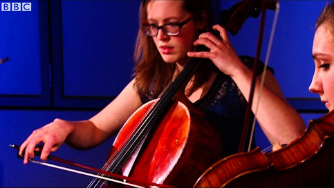 Aurea Quartet: Sally Beamish - Opus California: Boardwalk (BBC Radio Scotland Live)