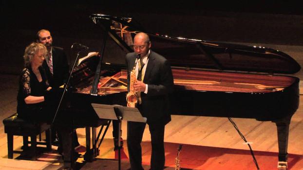 Branford Marsalis and Sally Beamish - Muczynski's Saxophone Sonata