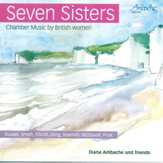 Seven Sisters: Chamber Music by British Women (2015)