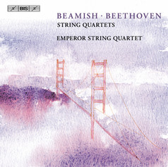Emperor String Quartet: String Quartets by Beamish and Beethoven