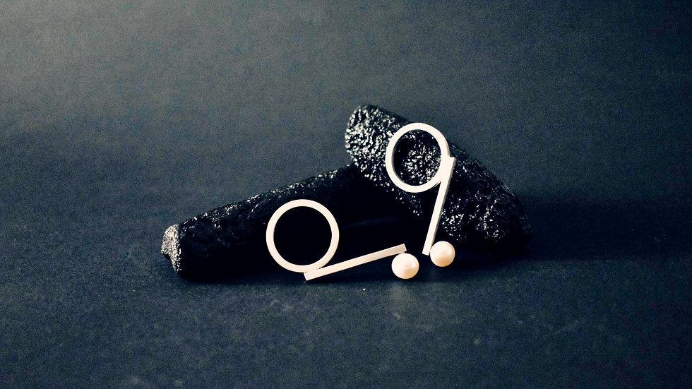 99 Pearl Earrings