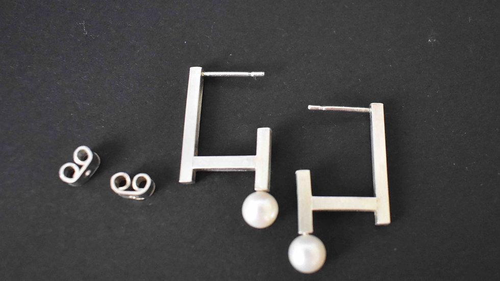 Pearl (Zyu1) Earring 8