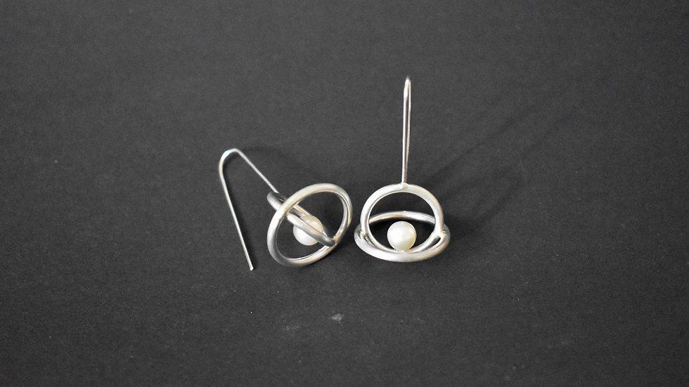 Saturn Earrings 3