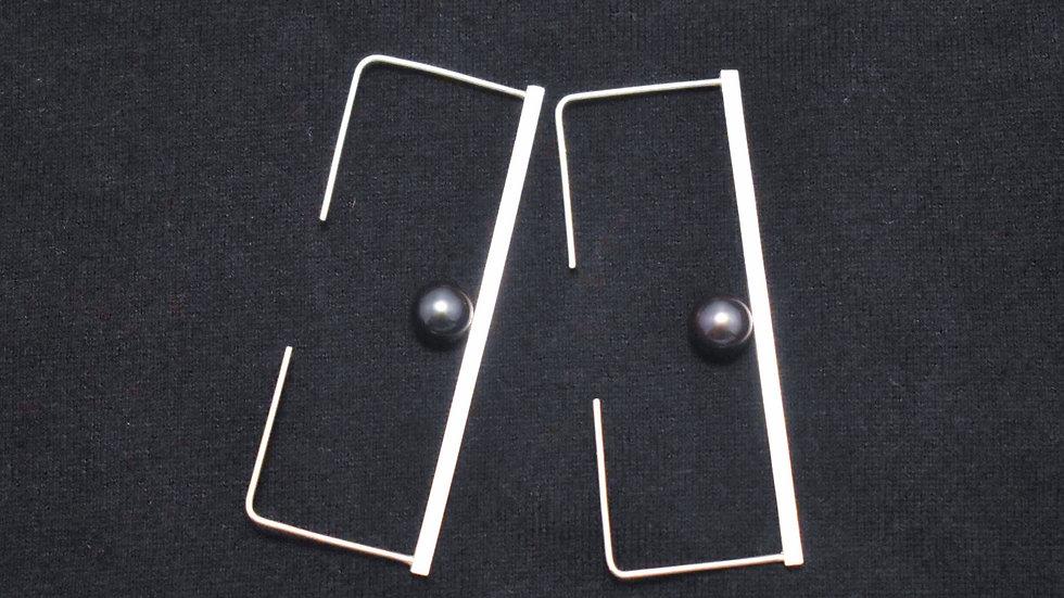 Pearl (Zyu1) Earrings 3