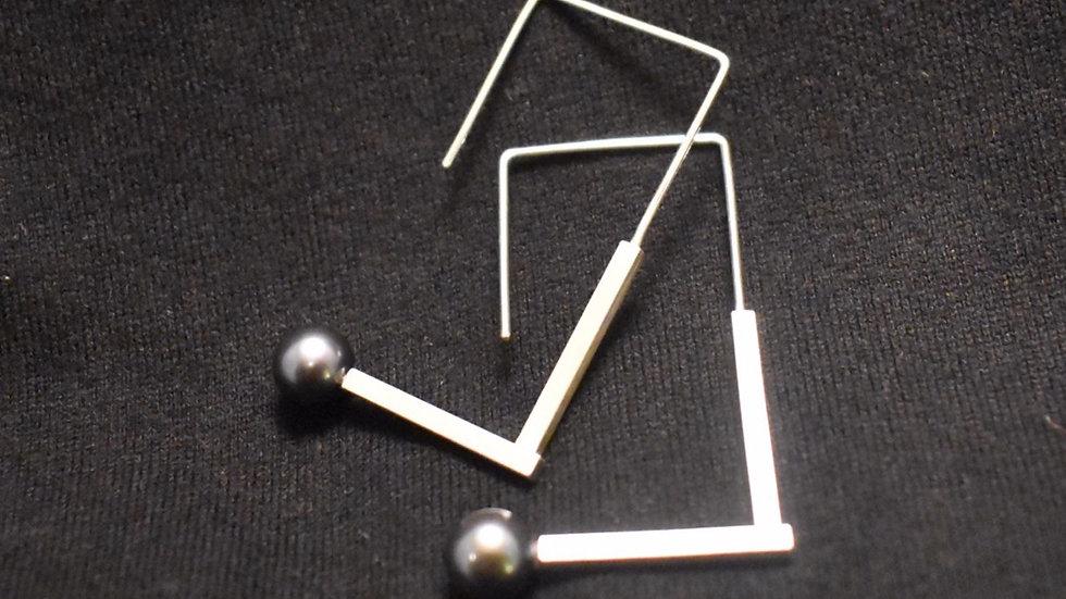 Pearl (Zyu1) Earrings 5