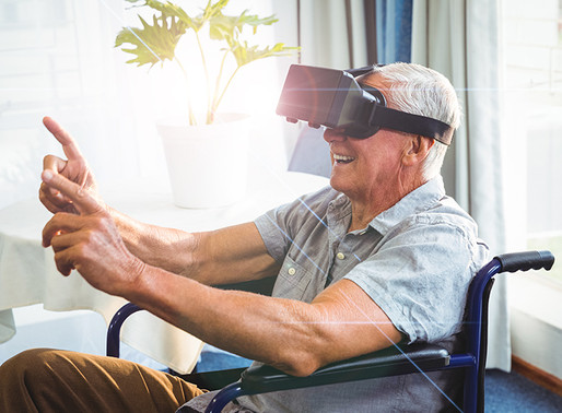 From VR to disability