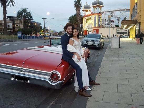 Hire wedding cars Melbourne