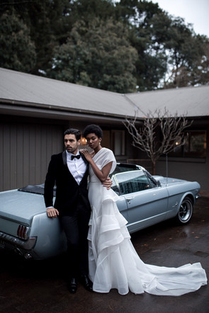 Perfect wedding car hire