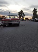 Ford Galaxie Wedding Car