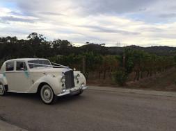 Bentley wedding car hire near me