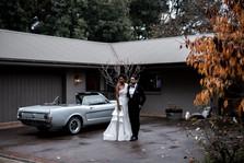 classic wedding cars.
