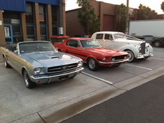 classic cars for Hire in Melbourne.