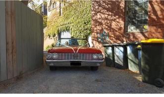 classic car hire wedding Melbourne