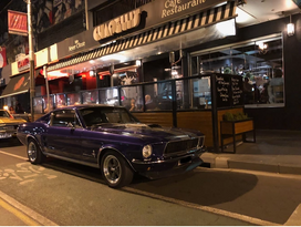Muscle car for hire in Melbourne.png
