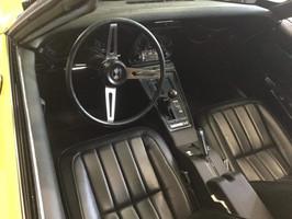 Stingray interior