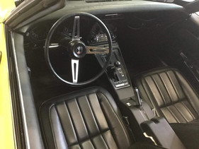 Stingray interior