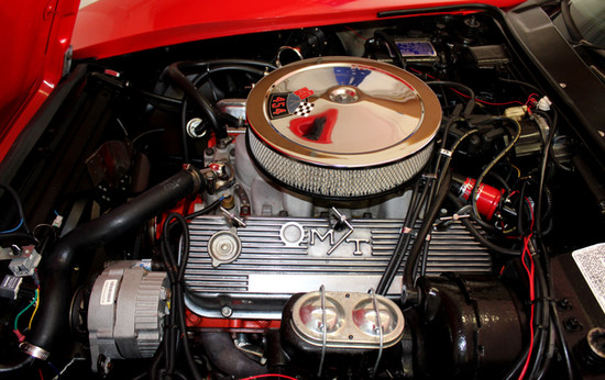 1973 Corvette 427 Big Block