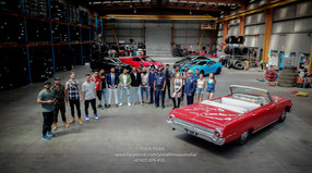 1962 Ford Galaxie Convertible perfect for film shoots and events