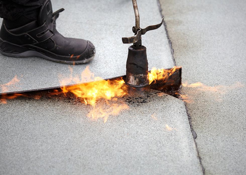 Werkzeuge mit dem Feuer